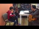 Музыкальная школа Виртуозы, Алматы. Тимохин Максим, 11 лет