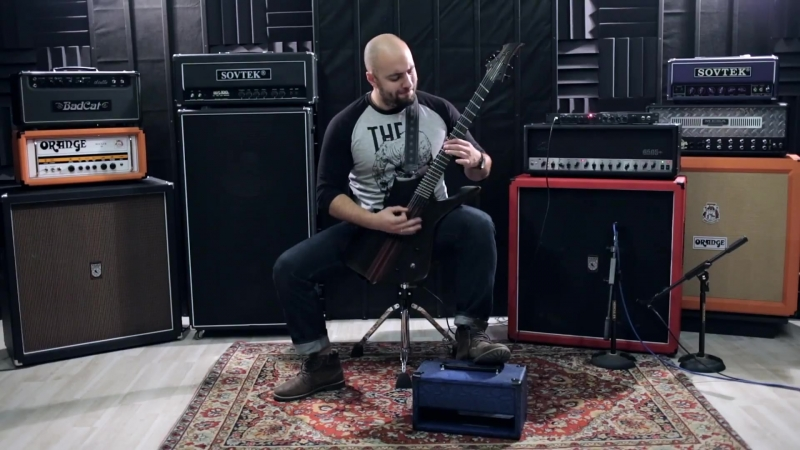 Megalodon by Poznysh Guitars (HD Review by Alex from Rise in Rage)_Full-HD