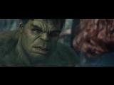 Мстители- Эра Альтрона - Черная Вдова и Халк (2015
