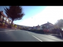 BRUCEY has a BRAY HILL moment! Isle of Man TT 2015 - ON BIKE - Road Racing - Bruce Anstey - Honda