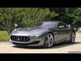 Maserati Alfieri Concept V8