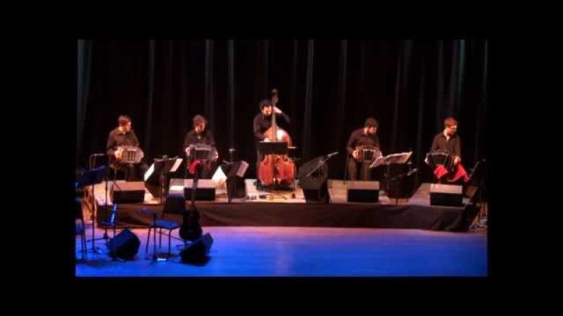 La Bordona - E.Balcarce Arr. N.Marconi - Quinteto De Yapa -