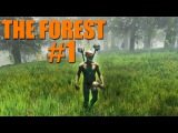 THE FOREST coop #1 - Знакомство с гопниками