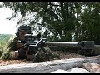 Зверобой - Крупнокалиберная снайперская винтовка КОРД. Ударная сила.