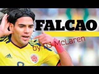 Radamel Falcao - TOP 5 best goals
