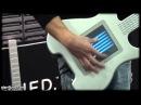 MISA DIGITAL KITARA @ WINTER NAMM 2011 USB MIDI GUITAR SYNTH