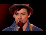 Max Milner performs 'Lose Yourself' 'Come Together' - The Voice UK - Blind Auditions 1 - BBC One