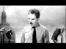 Величайшая речь Чарли Чаплина в сатирическом фильме ''Великий диктатор''   1940 г  720