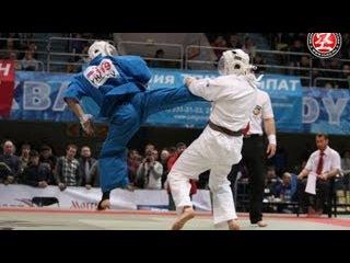 Супер бой - Адам Халиев vs Кимура