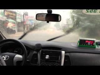 Сезон дождей во Вьетнаме, Муйне