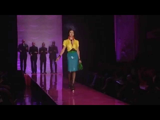 Jean Paul Gaultier ➤ Haute Couture SpringSummer 2012
