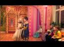 Танец Василисы и Ивана из сказки Царевна лягушка