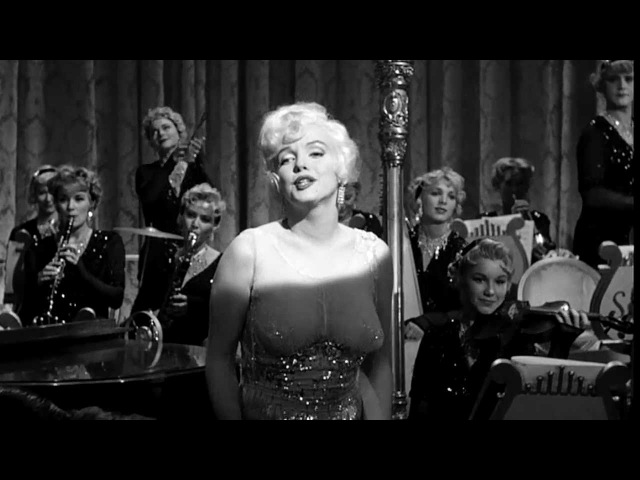 Marilyn Monroe - I Wanna Be Loved By You (HD)