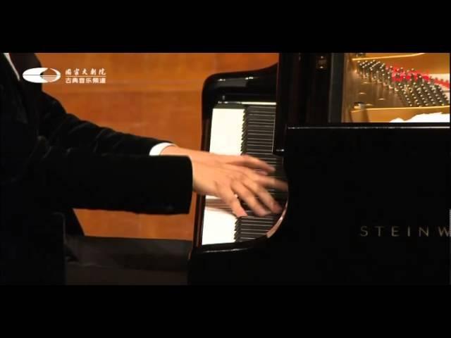 Lang Lang Franz Liszt - La Campanella 2012