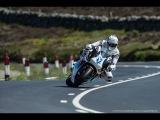 Лучшая скорость на мотоцикле 300+ Isle of Man TT 2014 HD