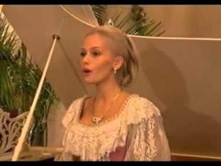 Сей поцелуй - романс Анны из сериала Бедная Настя, премьерная версия.