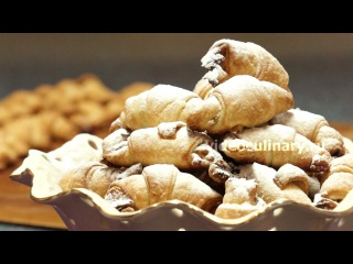 Ореховые рогалики