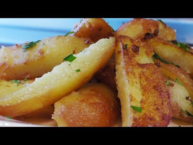 Картофель по-архиерейски видео рецепт. Великий пост. » Freewka.com - Смотреть онлайн в хорощем качестве