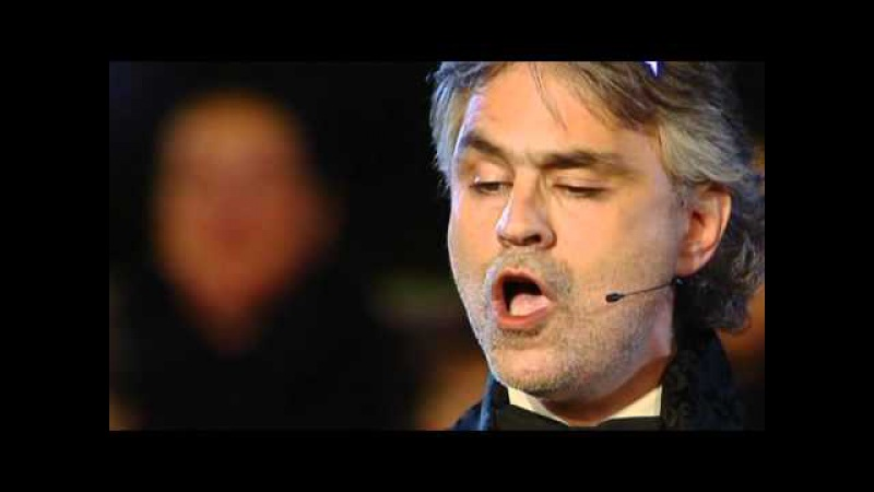 Andrea Bocelli - 'O surdato 'nnammurato