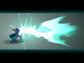 Magic Attack Animation