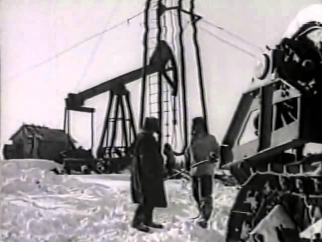 Остров Сахалин Эльдар Рязанов 1954, VHSRip