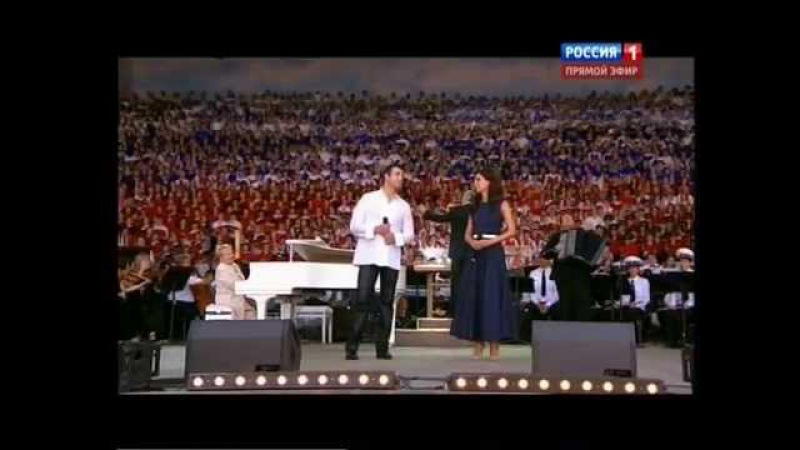 Дмитрий Певцов и ЗАРА Старый клён