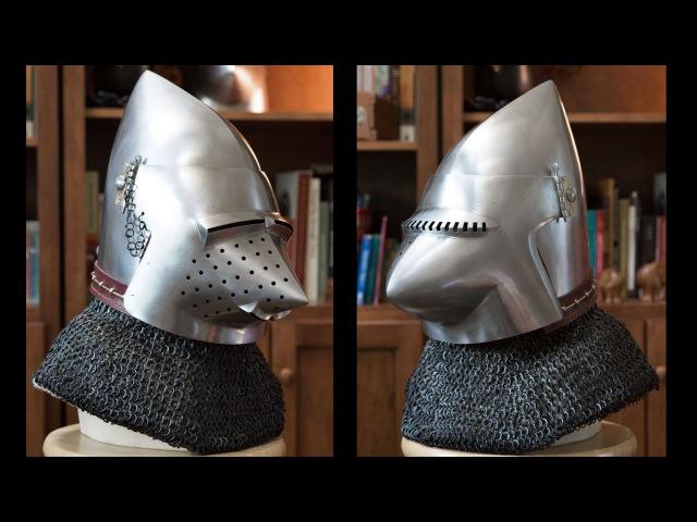 Helmets: The Bascinet