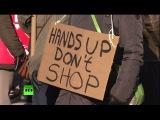 В США в «черную пятницу» работники Wallmart провели масштабные акции протеста