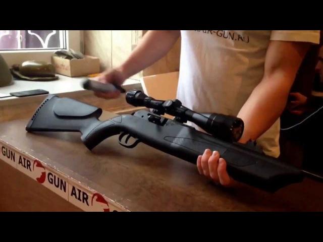Пневматическая винтовкаAir-Magnum 850 Target Kit Umarex