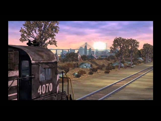 Chuck's guitar music (episode 3) The Walking Dead