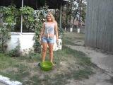 ICE BUCKET CHALLENGE Юлія Косенко