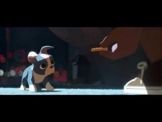 Walt Disney's Animation Studios Short Film – Feast UK Trailer -- OFFICIAL Disney | HD
