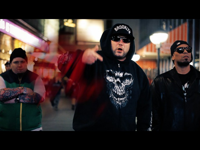 NECRO - TAKE HIPHOP BACK ft. VINNIE PAZ IMMORTAL TECHNIQUE (OFFICIAL VIDEO) Underground Hip Hop