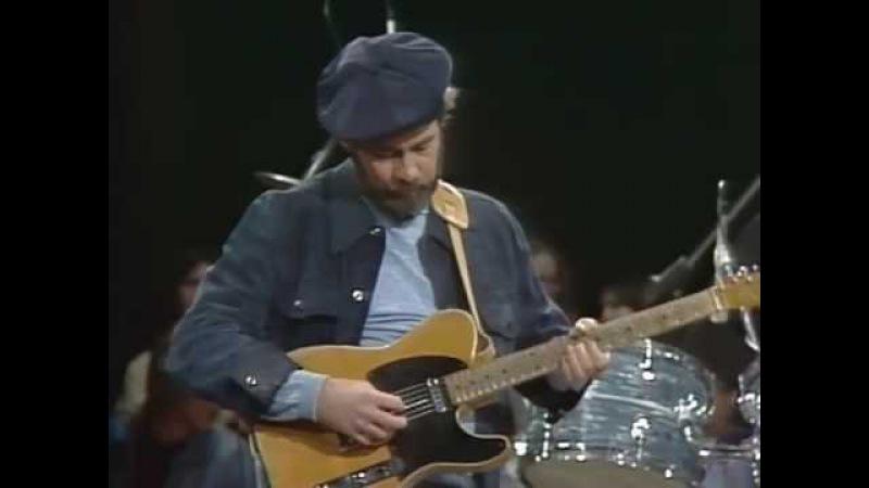 ROY BUCHANAN - THE MESSIAH WILL COME AGAIN(LIVE 1976)