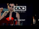 St Vincent - 4AD Session