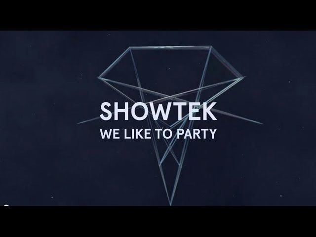 Showtek - We Like To Party (Original Mix)