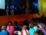 ДОЛ Белочка 2 смена, танец вожатых 2015