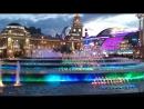 Цветной фонтан на Киевской.