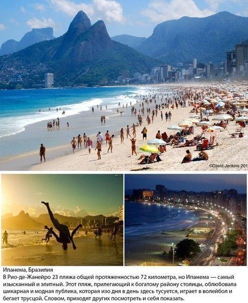 Ипанема в Бразилии