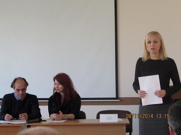Виктория Шилова: КРУГЛЫЙ СТОЛ ПО ДЕЦЕНТРАЛИЗАЦИИ НА ДНЕПРОПЕТРОВЩИНЕ