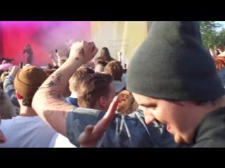 Secret Solstice, Midnight Sun Music Festival, Reykjavik, Iceland 2015