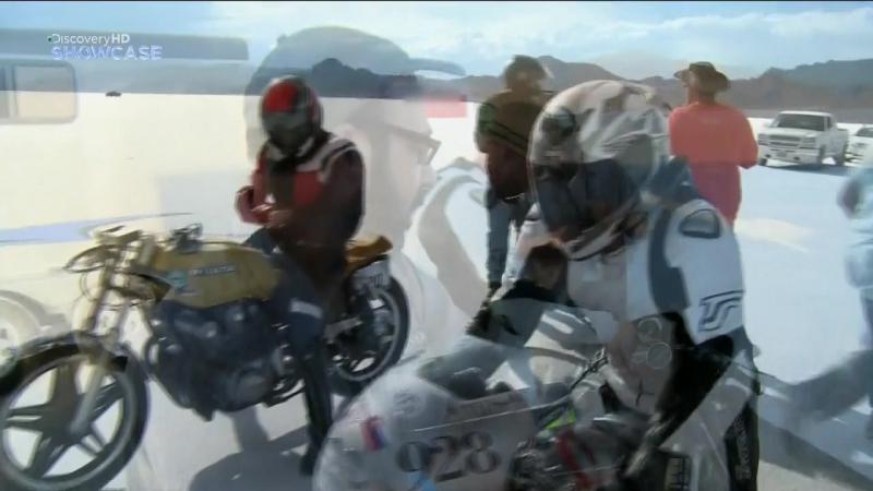 Discovery Гоночный мотоцикл Cafe Racer 3 сезон 11 серия