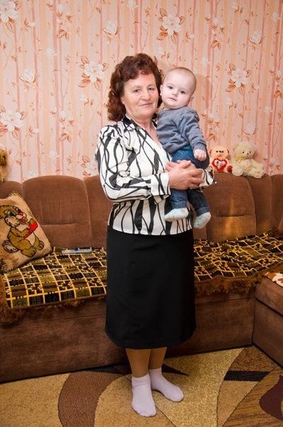Валентина Ветрогон