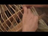 Плетение из лозы-Абажур(Lampshade)-Wickerwork