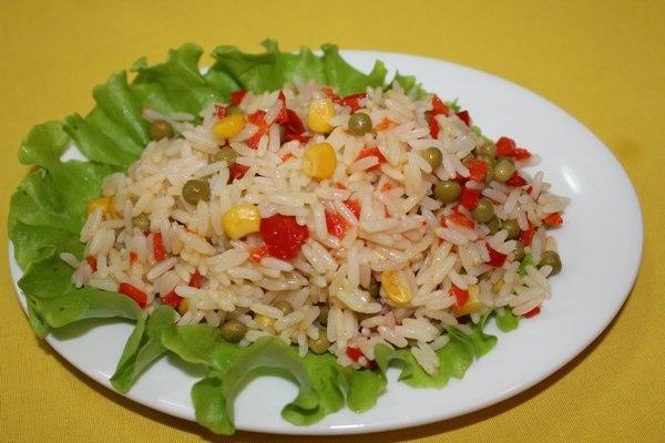 Рис припущенный рецепт с пошагово
