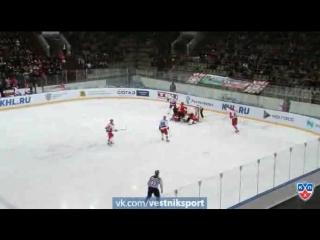 Металлург(Новокузнецк)-Цска-0:1