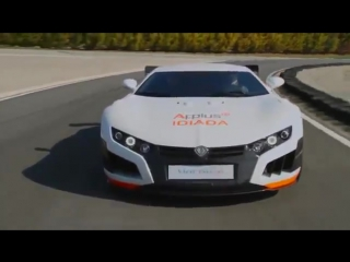 1,000 hp VOLAR-e (Rimac Concept One) All Wheel Drive Electric Supercar