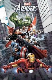 Мстители, общий сбор / Avengers Assemble (Мультсериал 2010-2015)