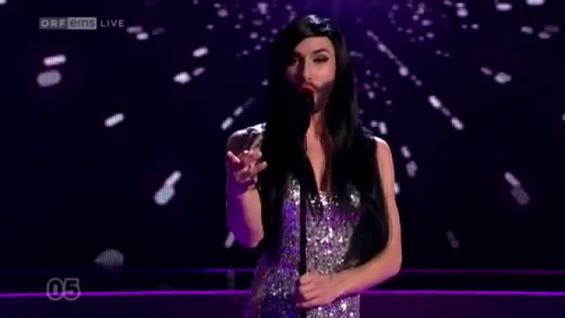 Eurovision 2012 - Austria- Conchita Wurst - Thats What I Am [2nd Place]