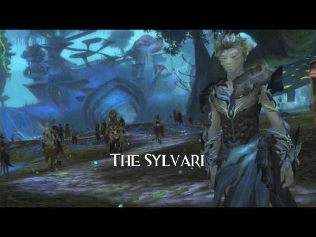 Guild Wars 2 New Heroes of Tyria Trailer HD